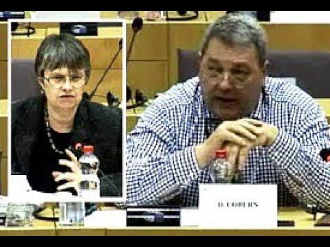UKIP's David Coburn rebukes UK Greens MEP for going completely native on EU project