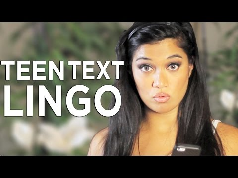 Decoding Teen Text Lingo! #NoFilters