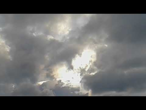 CLOUD SHIPS MINGLE WITH MAGNETIC SOL OR SUN