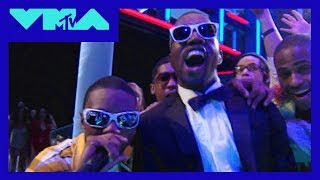 Linkin Park, Justin Timberlake, Rihanna & More At The 2007 Vmas  2017 Video Music Awards  Mtv