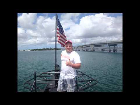 Pictures of Steven & Allison Langdon Hawaii Land & Sea April 6 17 2017