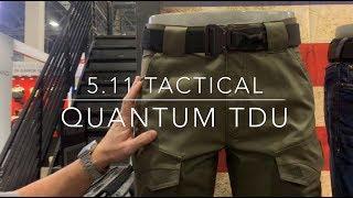 SHOT Show 2019 - 5.11 Tactical Quantum TDU