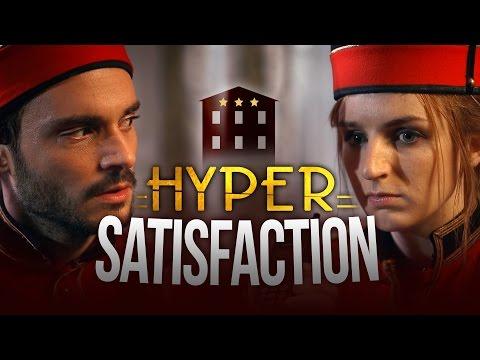 Hypersatisfaction (avec Jérôme Niel, Alison Wheeler et Monsieur Poulpe)