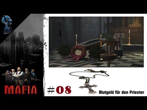 MAFIA Let's play Lost Heaven #08 Blutgeld für den Priester [German uncut blind HD+]