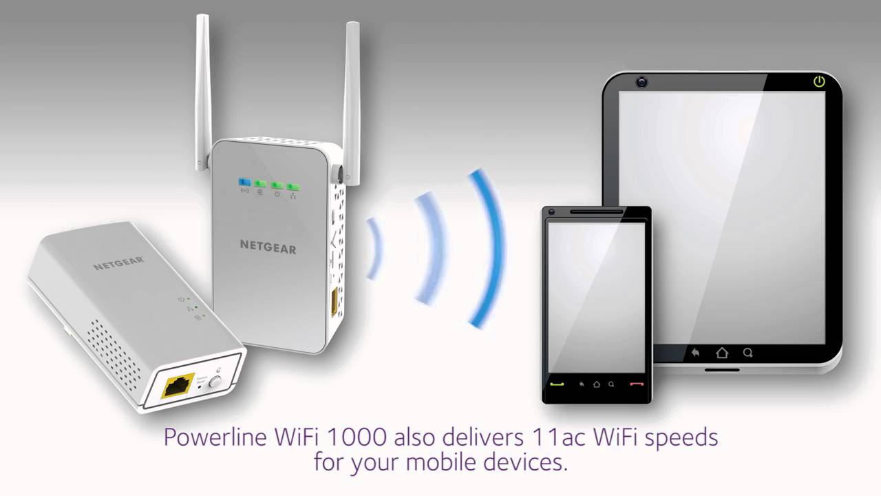 NETGEAR Adapter Wifi 1000