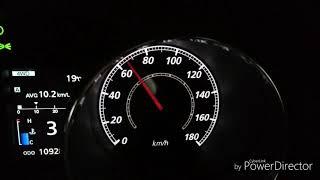 サブコンチューンでの3速1500回転からの100km/hまでのフル加速です。 マ...