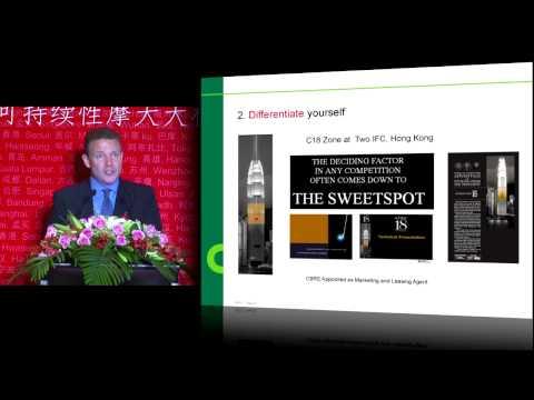 "CTBUH 2012 Shanghai - Nigel Smith, ""Marketing and Leasing Tall Buildings"""