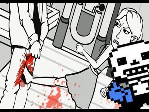 Sans plays wack the creeps: THERE GOES HIS BALLS