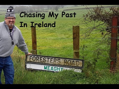 Ireland (Condensed) | Family History Around Castlederg In County Tyrone | Europe Travel Vlog