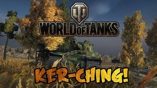 World of Tanks - Ker-Ching!
