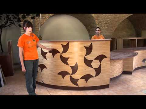 Exposici n ebanister a 2010 escuela de artesan as inba doovi for Muebles jimenez baza