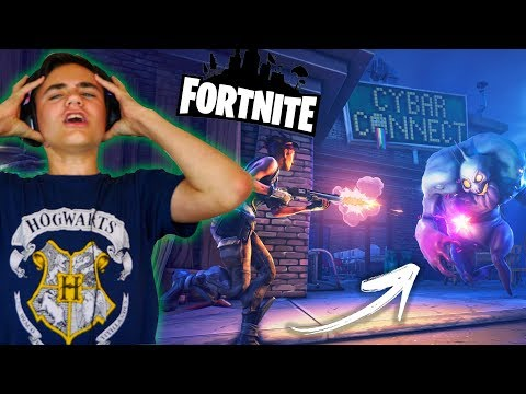 J'AFFRONTE UN ZOMBIE GÉANT ! FORTNITE SAUVER LE MONDE #1 - Néo The One
