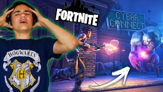 I'm a GIANT ZOMBIE! FORTNITE SAUVER THE WORLD #1 - Neo The One