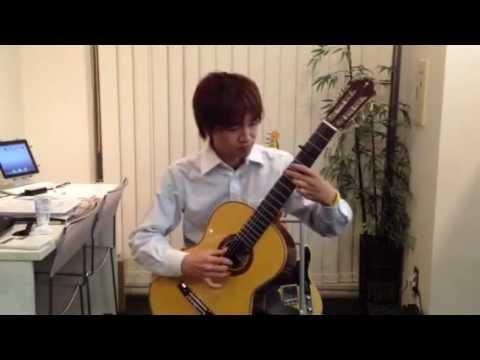 "Guitar club recital ""Tant Que Vivray"" (As long as I live)?by Pierre Attaingnant"