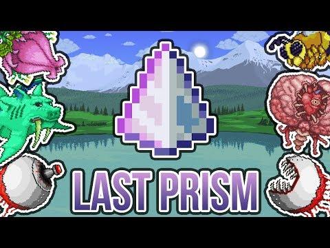 Terraria || Last Prism vs. All Expert Mode Bosses