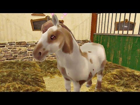 Horse World 🐴 Pferde Spiel (deutsch) Let's Play für Kinder Gratis*