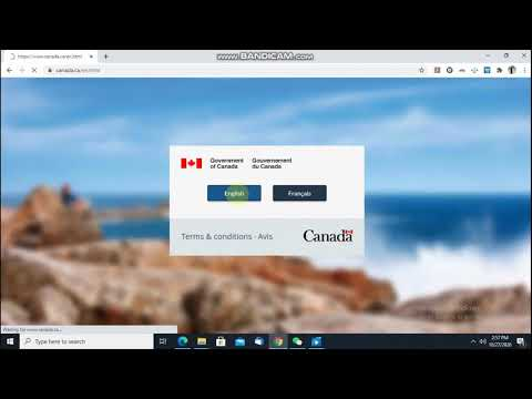 EE Profile Creation For Canada Immigration EXPRESS ENTRY Step By Step Procedure In URDU/HINDI