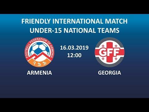 Armenia U-15 - Georgia U-15