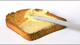 Сливочное масло польза и вред. Можно ли жарить на сливочном масле?