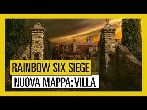 Tom Clancy's Rainbow Six Siege – Para Bellum: Nuova Mappa Villa