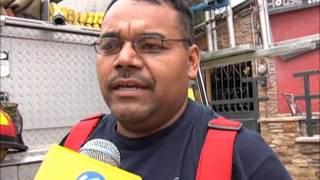 10-07-12 conato de incendio #Meganoticias #Nogales