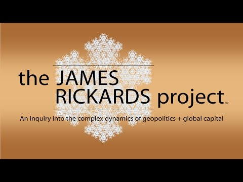 James Rickards | China acquiring tons of gold in advance of global financial collapse
