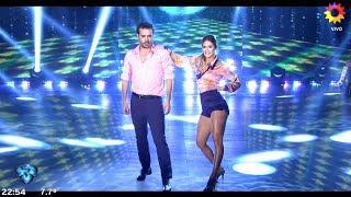 ¡Pedro Alfonso y Flor Vigna brillaron nuevamente en Bailando 2017!