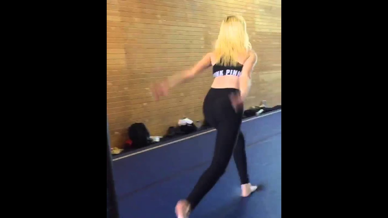 Gymnastics teen with a body you will love - 2 part 2
