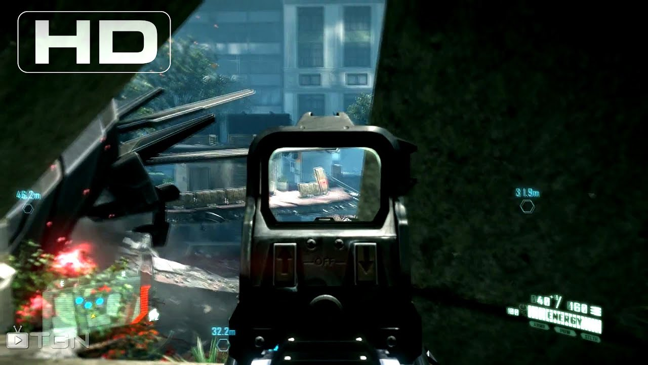 Download ★ Crysis 2 - Gameplay Lets Play #3, ft. Venom!