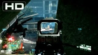 crysis 2 gameplay lets play 3 ft venom
