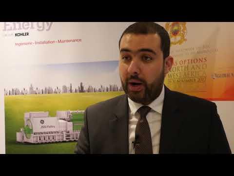 Interview - Ali Hjaiej, Clarke Energy