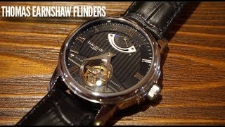 Thomas Earnshaw Flinders Automatic Power Reserve Watch Review - Something different!