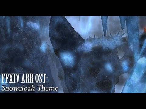 FFXIV OST Snowcloak Theme ( The Warrens )