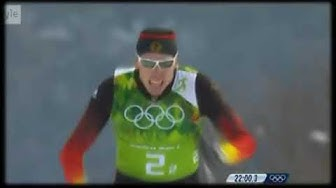 Parisprintin olympiakulta - selostajat sekoavat