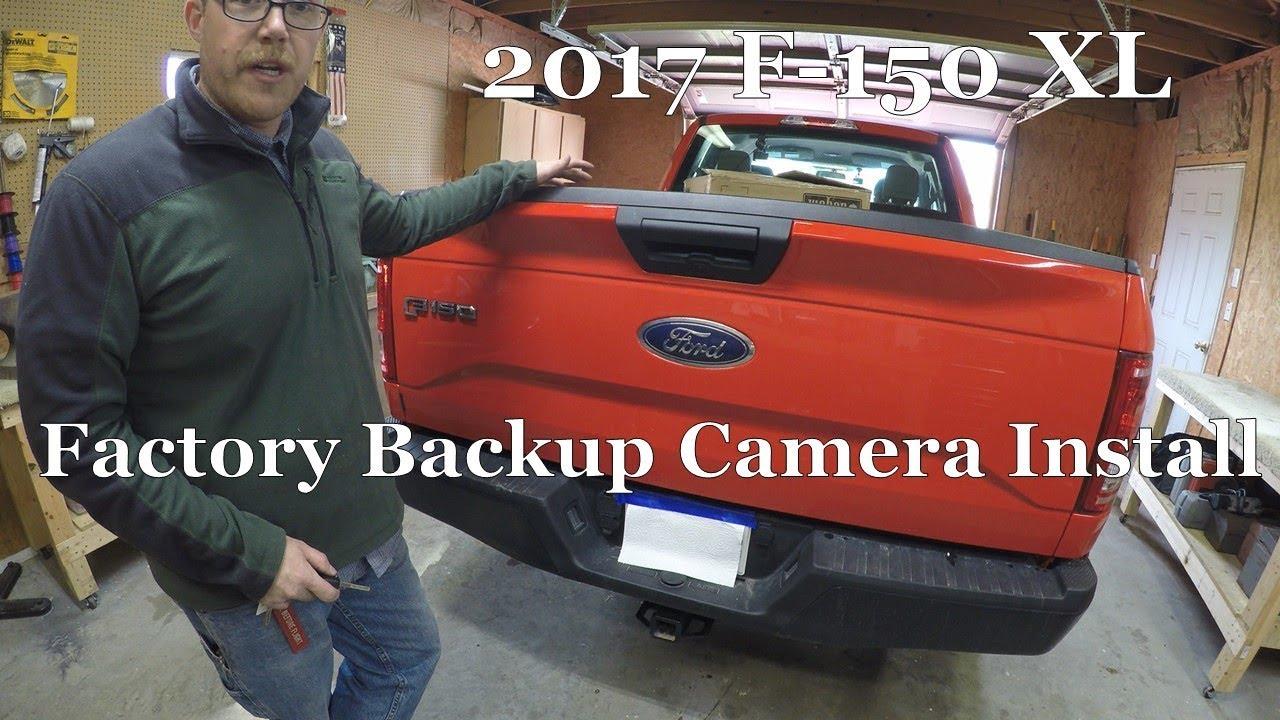 2017 F 150 Backup Camera Install Activation Oemfactory Camera