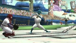 NICKTOONS MLB for Nintendo Wii Video Game Review