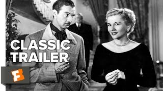 Born To Be Bad (1950) Official Trailer - Mel Ferrer, Joan Fontaine Movie HD