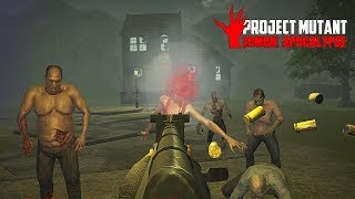 Project Mutant - Zombie Apocalypse - Android Gameplay (By Boomerang Games)