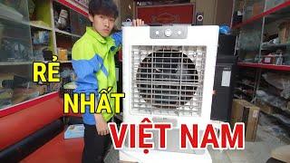Máy làm mát - Quạt điều hòa L500 rẻ nhất Việt Nam - Ship hàng toàn quốc