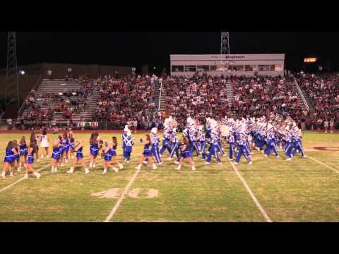 Spring Hill High School Band 11-12