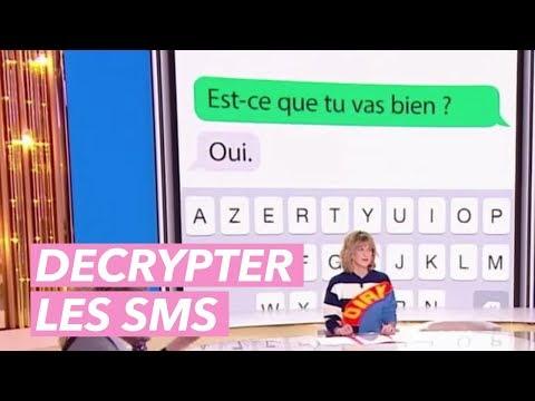 Comment décrypter un SMS ? - Je t'aime etc...