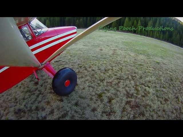 Fish Lake USFS - S92 - Approach and Landing (Idaho backountry) HD