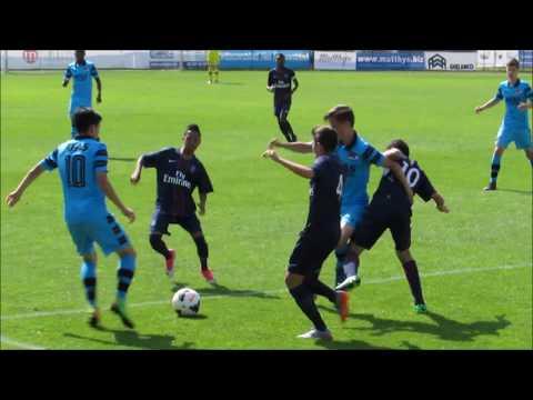 U15 Tournoi KDB Cup 2017 - PSG 2-1 AZ Alkmaar