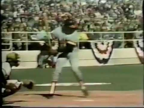 1971 World Series - Game 4 - Orioles at Pirates