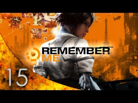 Yah Mo Play: Remember Me: Playthrough Part 15: Mnemonic Devices