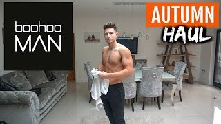 Gambar cover HUGE Boohooman Clothing Haul & Try On | Autumn 2019 | Men's Fashion