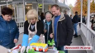 """Видео """"Новости-N"""": 50-летие со дня открытия троллейбусного движения"""