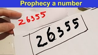 Awesome Magic Trick With Numbers That Will Blow Your Mind [Magic tutorials #31] thumbnail
