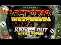 Victoria INESPERADA!! JUGANDO Mi Primera Partida en KNIVES OUT