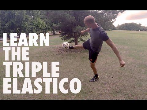 LEARN IN-GAME SKILLS | The Triple Elastico/ Flip Flap
